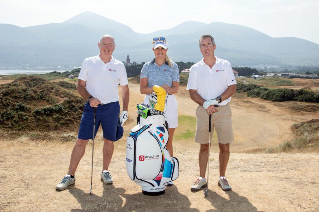 Olivia Golf Sponsorship